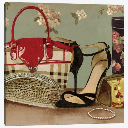 My New Purse Canvas Print #AWI201} by Aimee Wilson Canvas Art