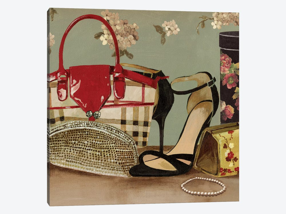 My New Purse by Aimee Wilson 1-piece Canvas Print