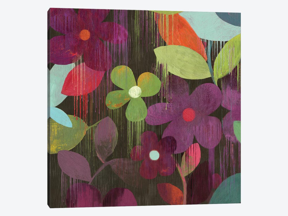 Naivete I, Square by Aimee Wilson 1-piece Canvas Art