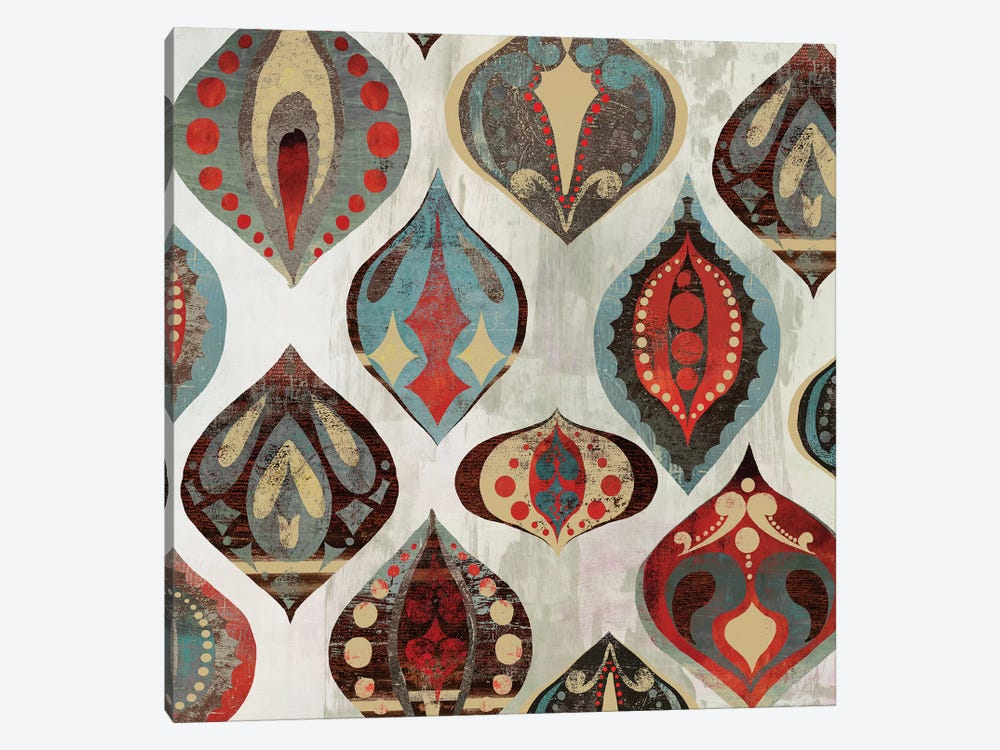 Ornamental I by Aimee Wilson 1-piece Canvas Art