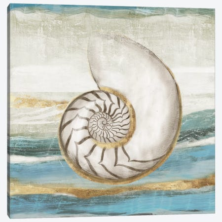 Pacific Touch I Canvas Print #AWI221} by Aimee Wilson Canvas Artwork