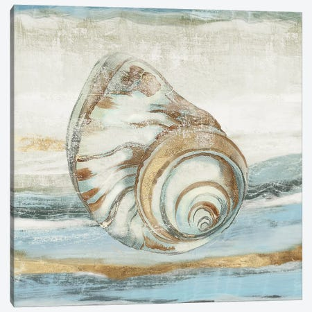 Pacific Touch II Canvas Print #AWI222} by Aimee Wilson Canvas Art
