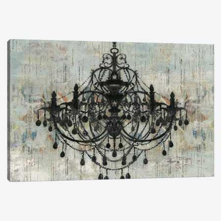 Pallas Black Canvas Print #AWI223} by Aimee Wilson Canvas Artwork