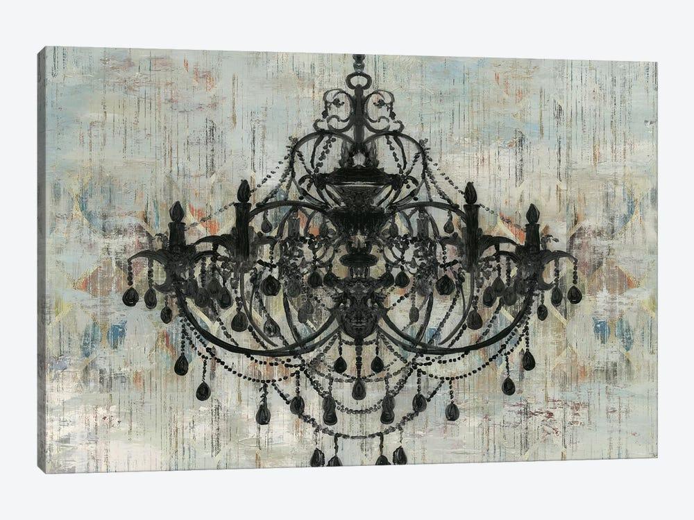 Pallas Black by Aimee Wilson 1-piece Canvas Art Print