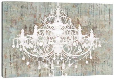 Pallas White Canvas Art Print