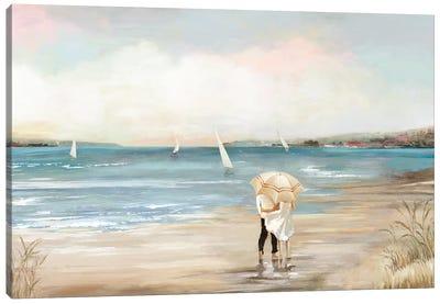 Pearl Shore Canvas Art Print