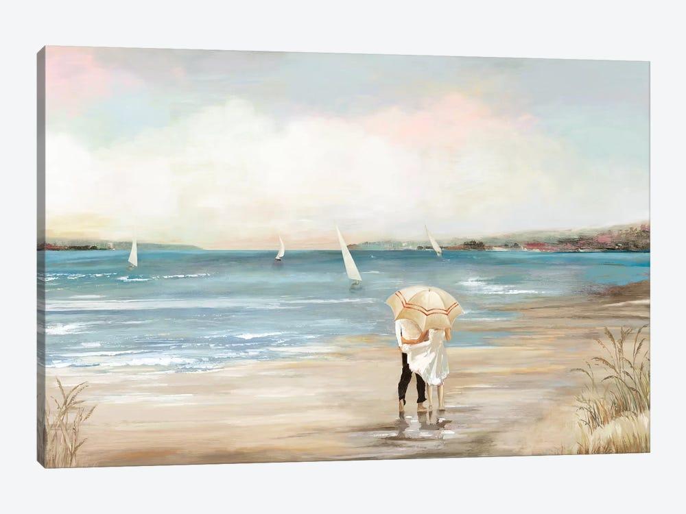 Pearl Shore by Aimee Wilson 1-piece Canvas Art Print