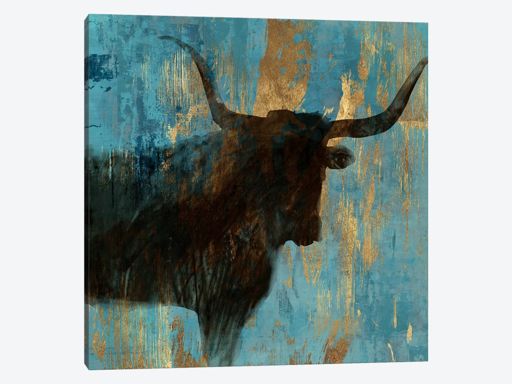 Bison I by Aimee Wilson 1-piece Art Print