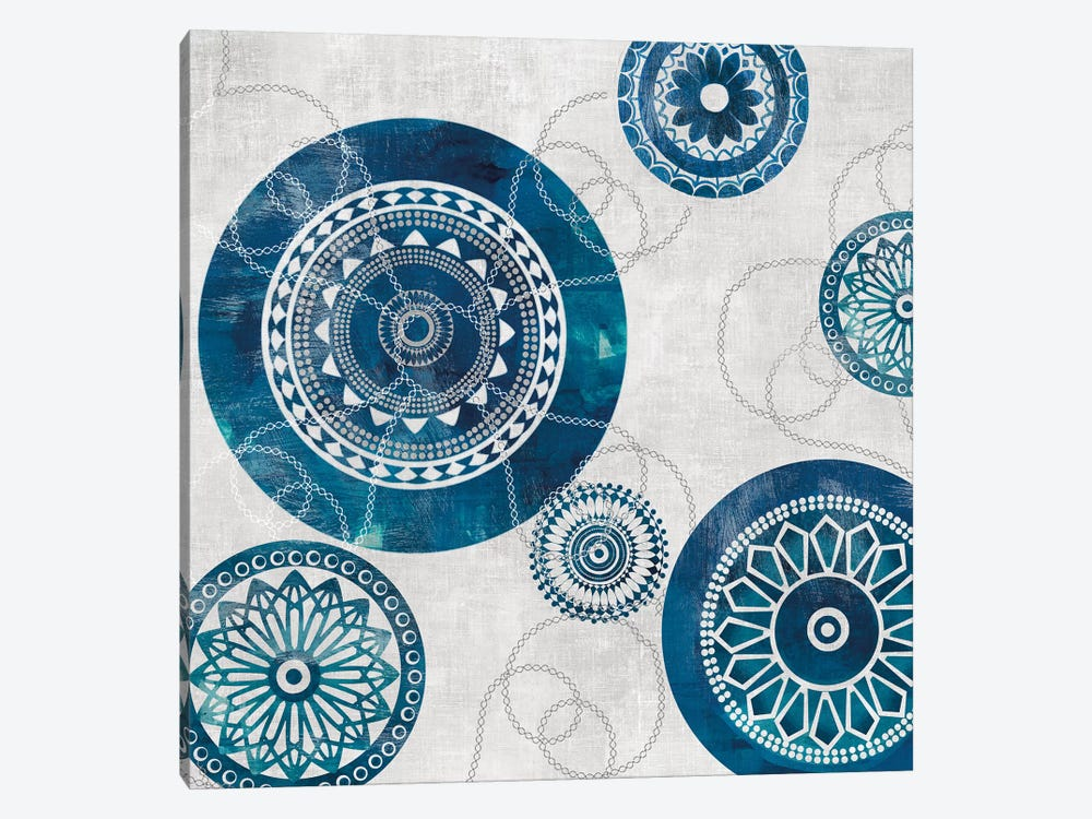 Rings by Aimee Wilson 1-piece Canvas Wall Art