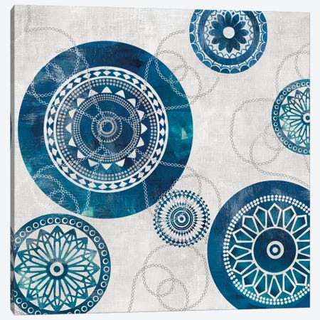 Rings Canvas Print #AWI246} by Aimee Wilson Canvas Print