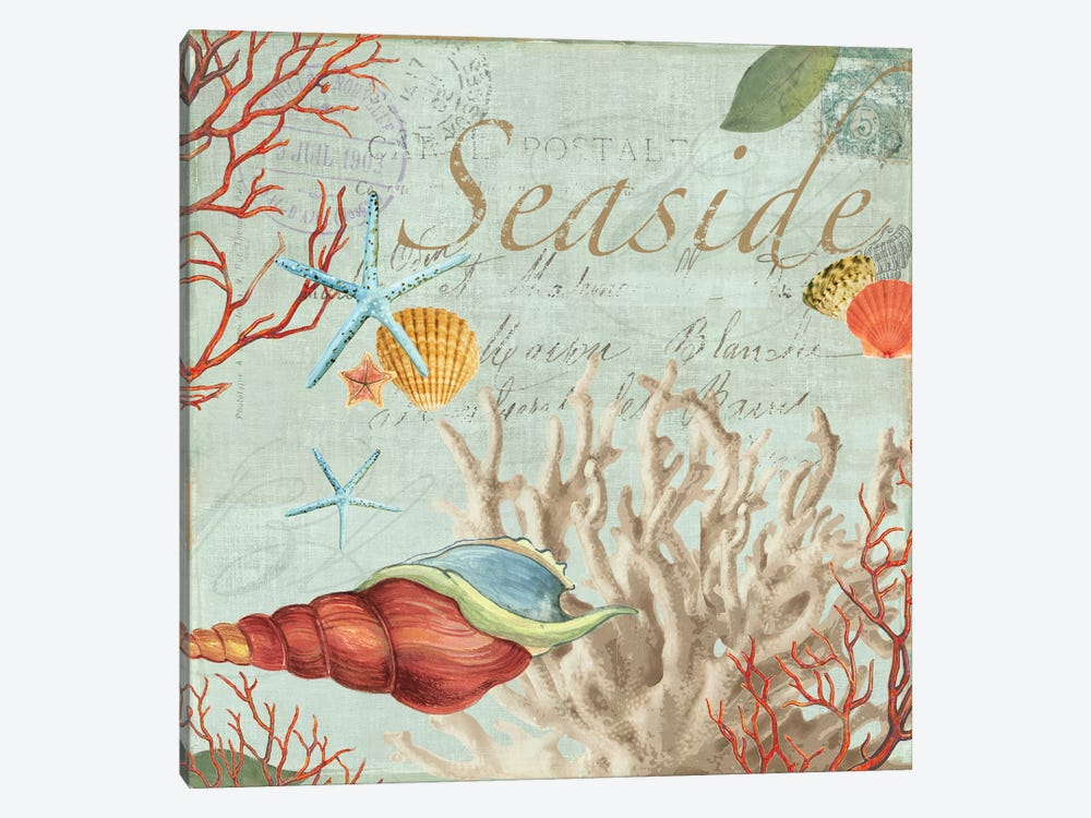 Seaside by Aimee Wilson 1-piece Canvas Print