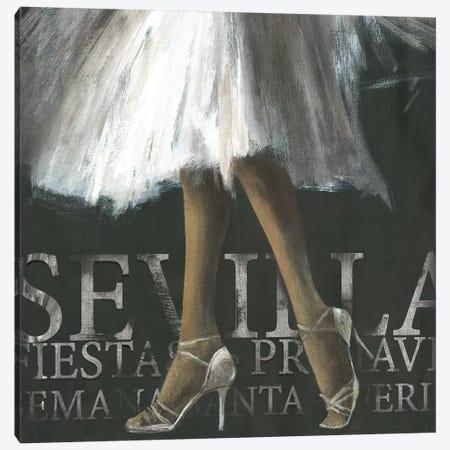 Sevilla Canvas Print #AWI251} by Aimee Wilson Art Print