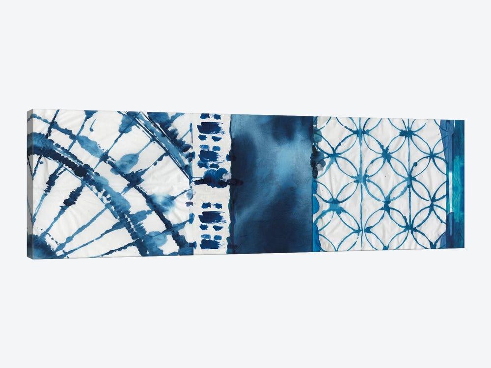 Shibori Patchwork II by Aimee Wilson 1-piece Canvas Art Print