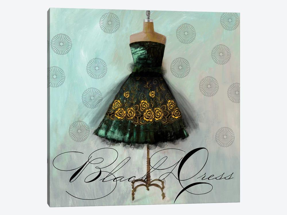 Black Dress by Aimee Wilson 1-piece Art Print