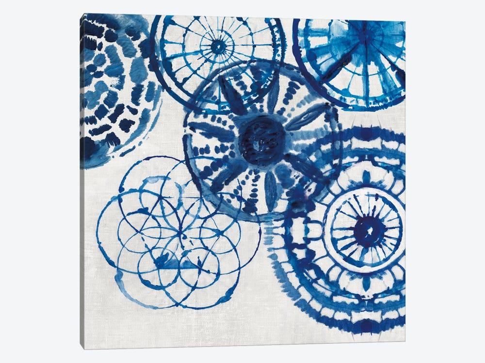 Shibori Rings II by Aimee Wilson 1-piece Canvas Art