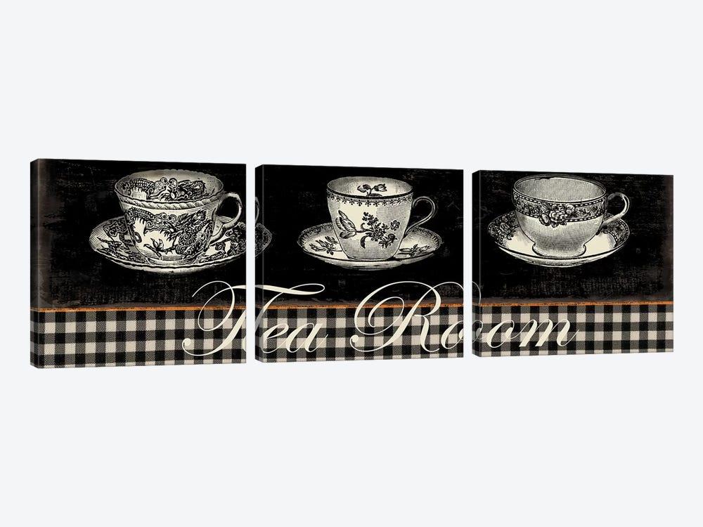 Tea Room by Aimee Wilson 3-piece Art Print