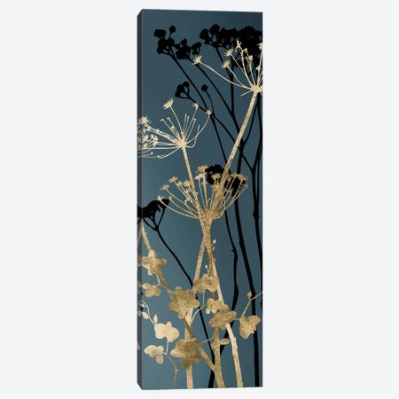 Twilight Botanicals I Canvas Print #AWI295} by Aimee Wilson Canvas Wall Art