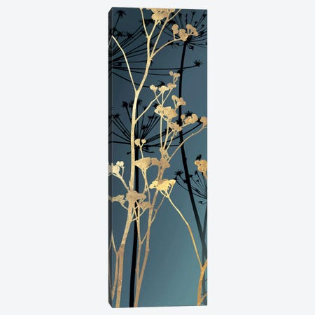 Twilight Botanicals II Canvas Print #AWI296} by Aimee Wilson Canvas Wall Art