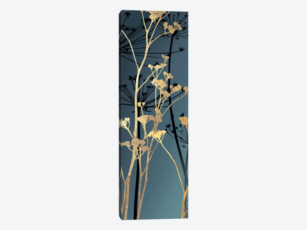 Twilight Botanicals II by Aimee Wilson 1-piece Canvas Art Print