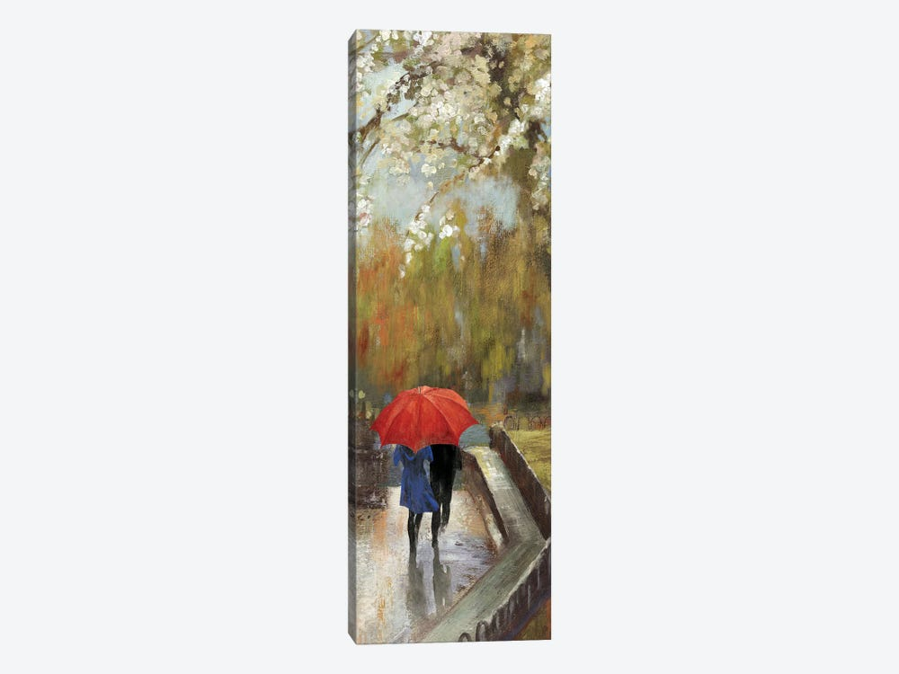 A Walk In The Park by Aimee Wilson 1-piece Canvas Art