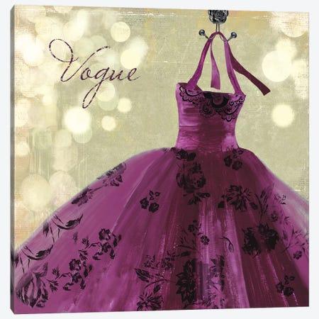 Vogue Canvas Print #AWI307} by Aimee Wilson Canvas Artwork