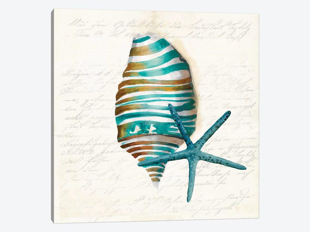 Blue Coral I by Aimee Wilson 1-piece Art Print