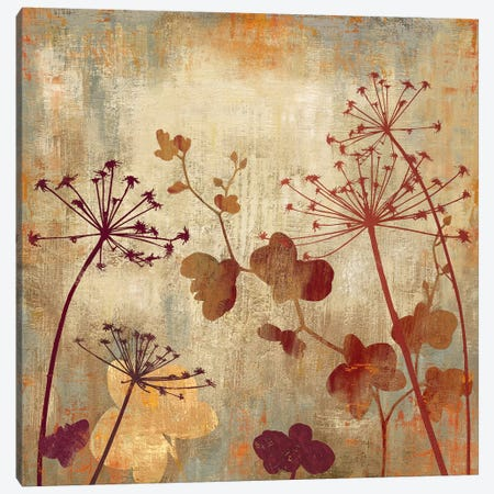 Wild Field I Canvas Print #AWI312} by Aimee Wilson Canvas Artwork