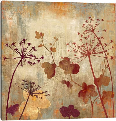 Wild Field I Canvas Art Print