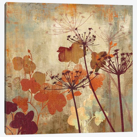 Wild Field II Canvas Print #AWI313} by Aimee Wilson Canvas Wall Art