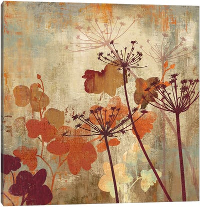 Wild Field II Canvas Art Print