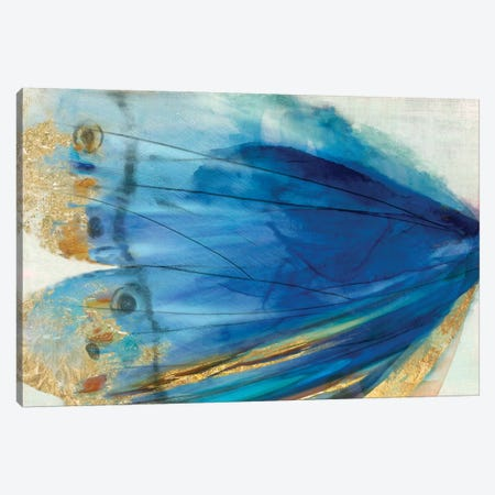 Wing I Canvas Print #AWI314} by Aimee Wilson Art Print