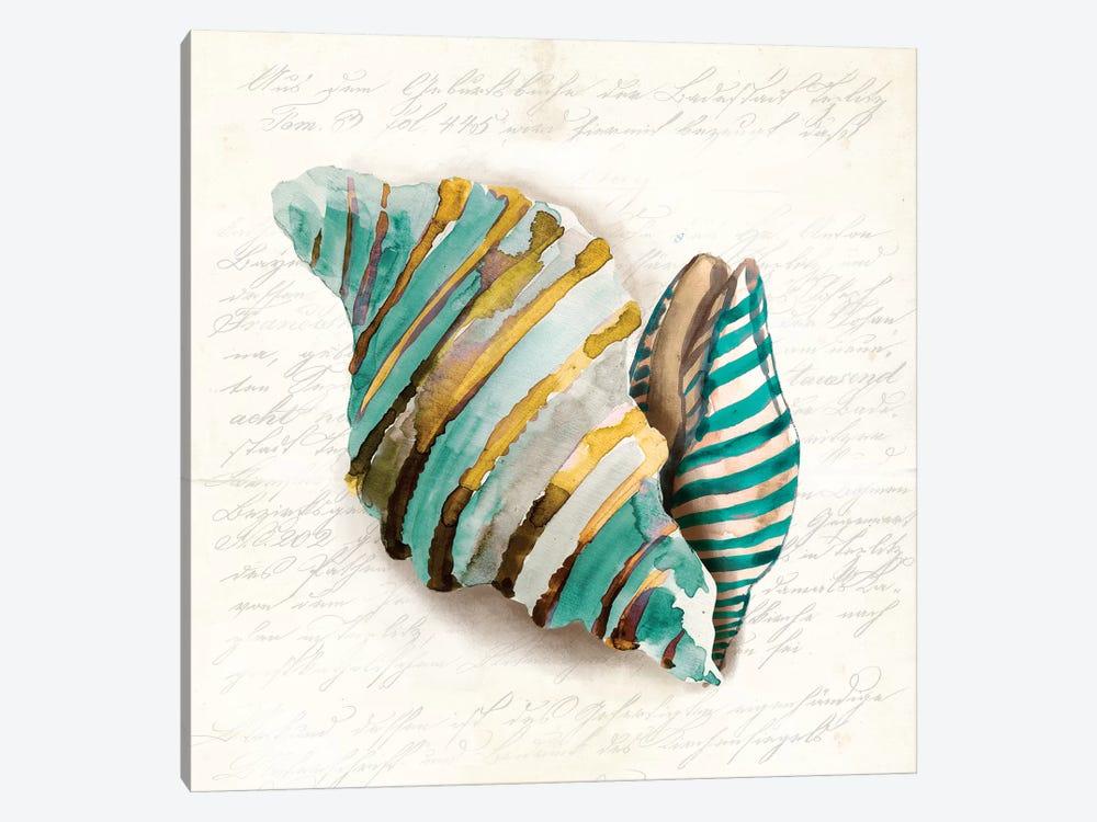 Blue Coral III by Aimee Wilson 1-piece Art Print
