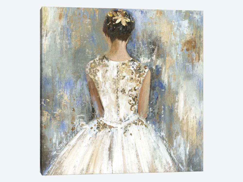 Bridesmaid by Aimee Wilson 1-piece Art Print