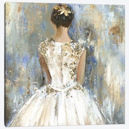 Bridesmaid Canvas Print #AWI333} by Aimee Wilson Canvas Artwork