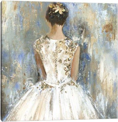 Bridesmaid Canvas Art Print