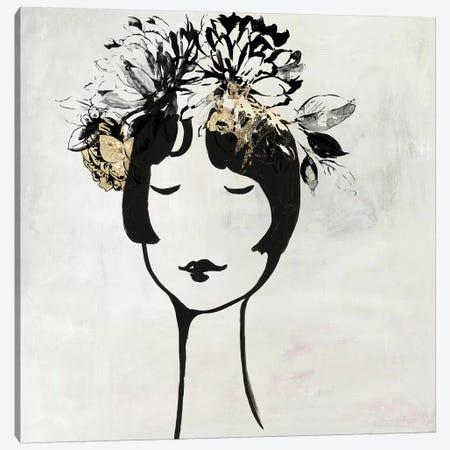 Feminine I Canvas Print #AWI334} by Aimee Wilson Art Print