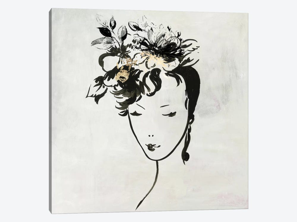 Feminine III by Aimee Wilson 1-piece Canvas Wall Art