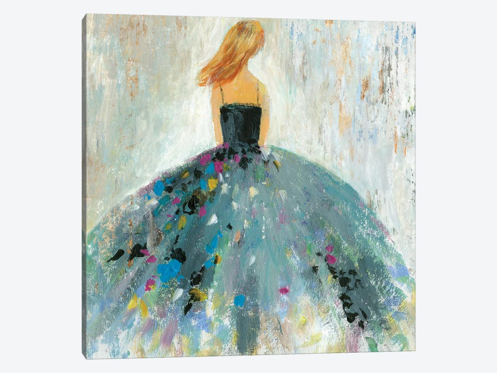 Standing Beautiful by Aimee Wilson 1-piece Canvas Artwork