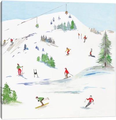 Blue Mountain I  Canvas Art Print