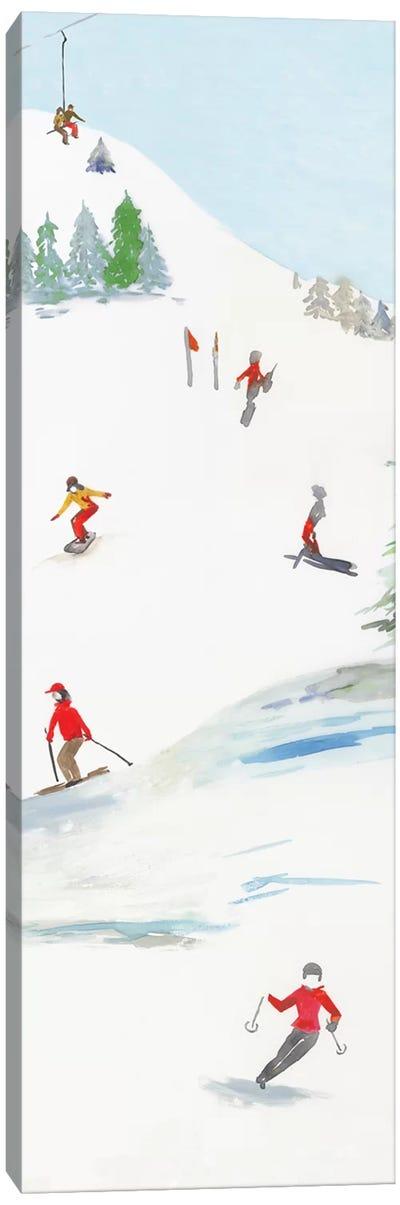 Blue Mountain III  Canvas Art Print