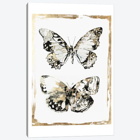 Butterfly Wings  Canvas Print #AWI378} by Aimee Wilson Canvas Wall Art