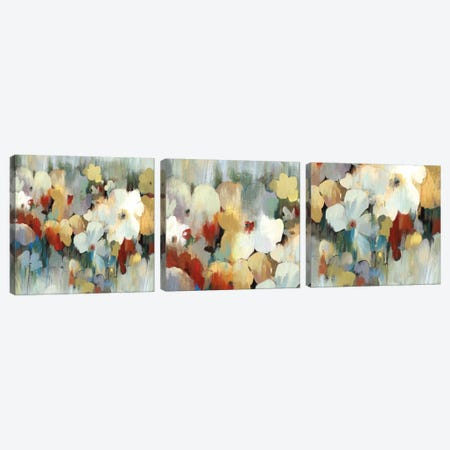 Prime Noon Triptych Canvas Print Set #AWI3HSET001} by Aimee Wilson Canvas Art Print