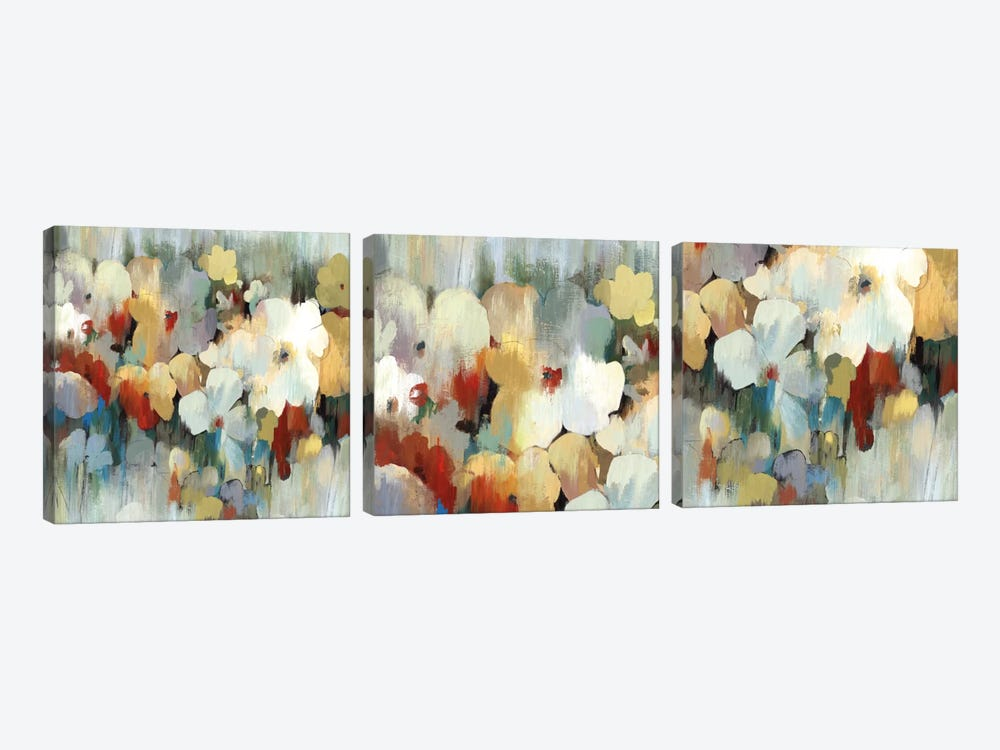 Prime Noon Triptych by Aimee Wilson 3-piece Canvas Artwork