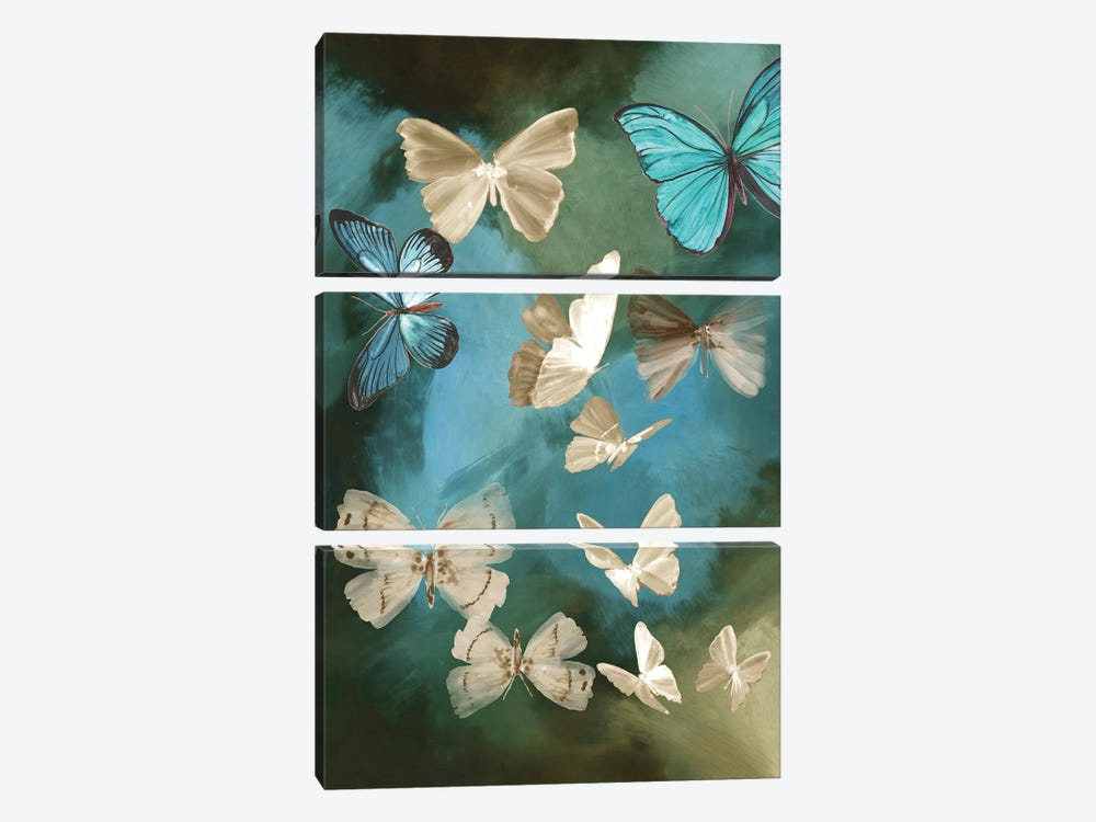Laputa  by Aimee Wilson 3-piece Canvas Art