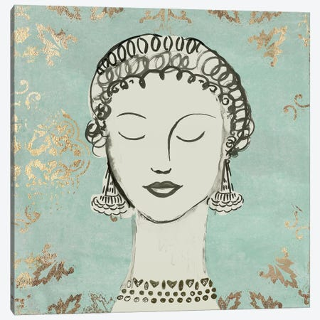 Antheia Canvas Print #AWI436} by Aimee Wilson Canvas Artwork