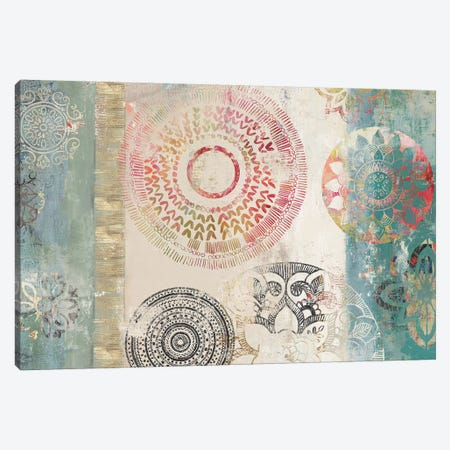 Vision of the Flow Canvas Print #AWI456} by Aimee Wilson Canvas Art