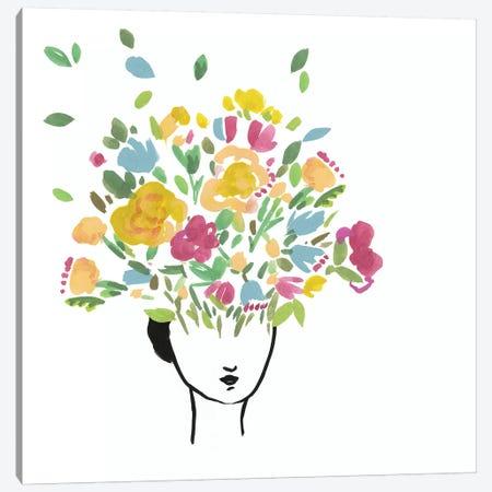 I Wish I Canvas Print #AWI464} by Aimee Wilson Art Print