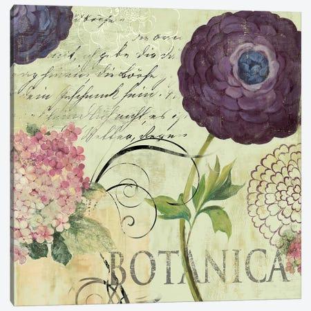 Botanica Canvas Print #AWI46} by Aimee Wilson Canvas Art Print