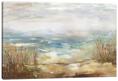 Parting Shores Canvas Art Print