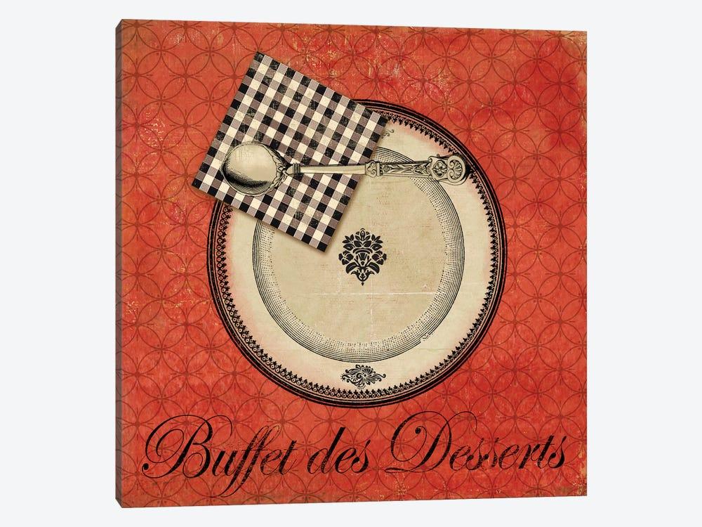 Buffet de Desserts by Aimee Wilson 1-piece Art Print